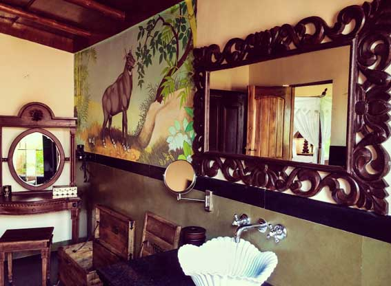 The Bamboo Forest Safari Lodge | Tribes Travel
