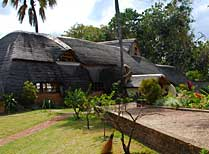 Ngala Beach Lodge