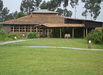 Mountain Gorilla View Lodge - ideal for Gorilla Trekking