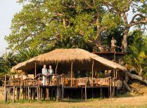 Busanga Plains Camp