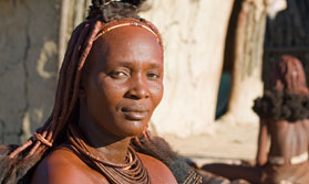 Himba village visit
