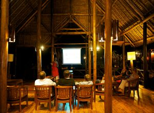 Samburu Intrepids Evening Talk