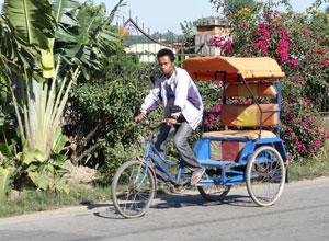 Local traffic en-route