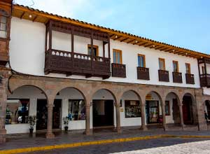Casa Andina Plaza in Cusco