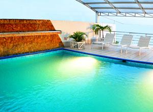 Chiclayo Costa del Sol pool