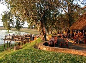 Kafunta River Lodge in Zambia's South Luangwa