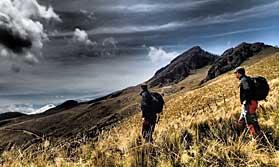 The Mountain Guardians Lodge Trek