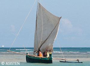 Vezo fishermen near Morondava