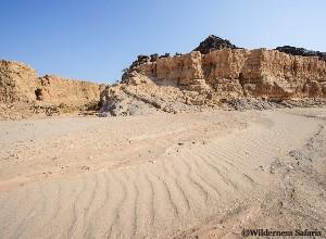 Scenery at Hoanib Skeleton Camp