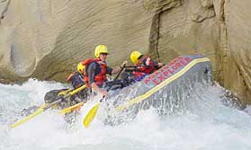 Rafting the source of the Amazon at Apurimac