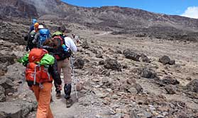 Nature Discoveries Kilimanjaro climb