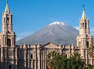 Arequipa & the Colca Canyon